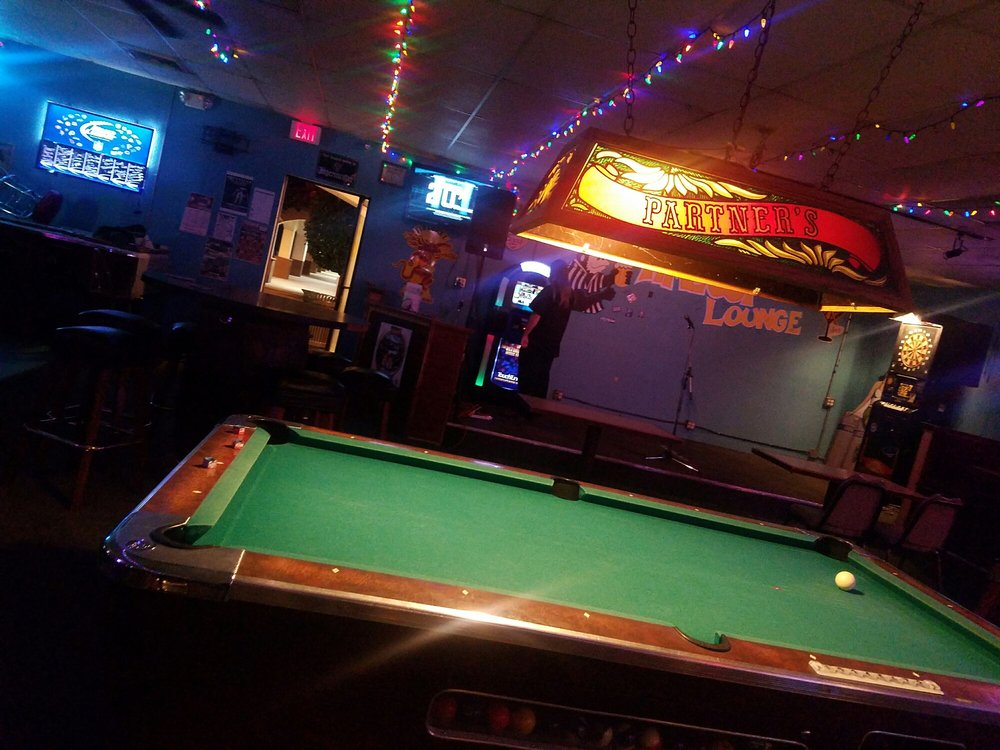 They've got pool tables, and one of the best jukeboxes in