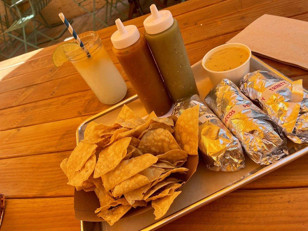 Food from HomeState - Pasadena