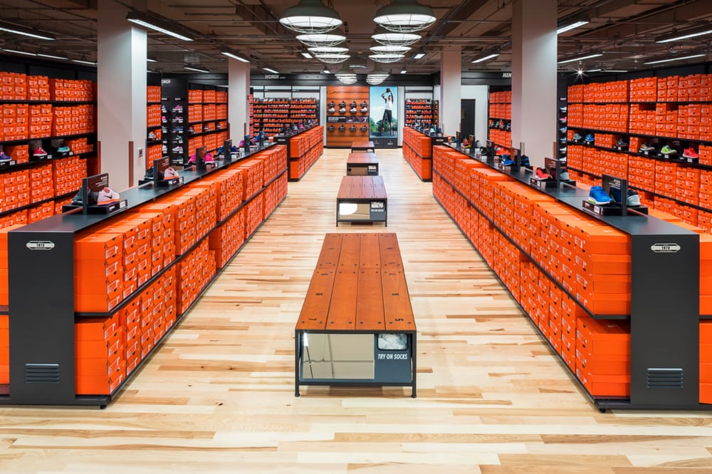 Nike Factory Store: 820 West Stacy Rd, Allen, TX