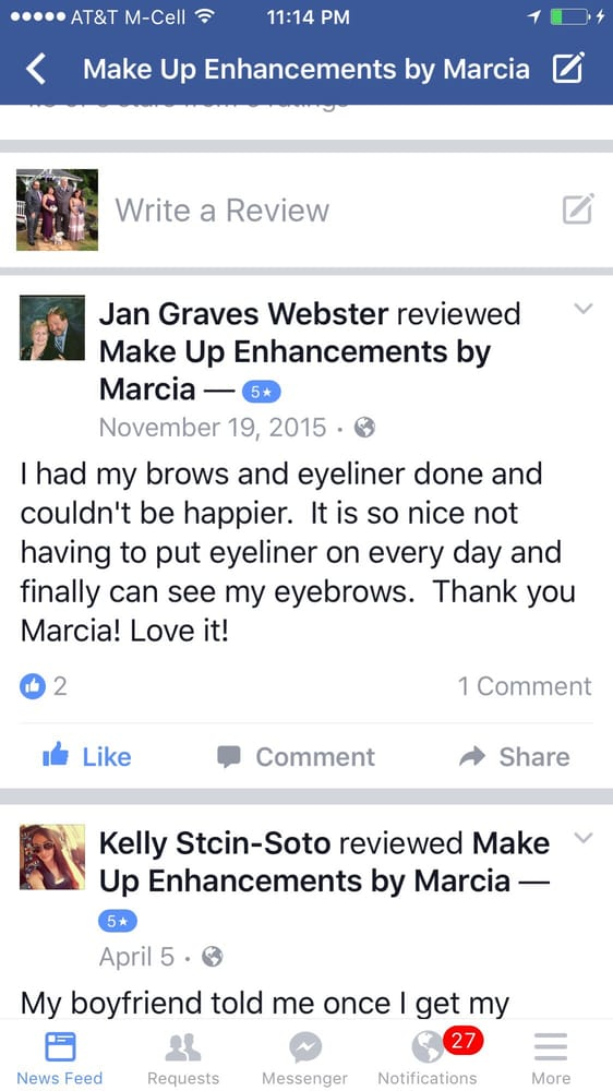 Make-Up Enhancements By Marcia: 611 Central Ave N, Belmont, NC
