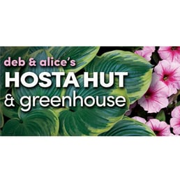 deb alice s hosta hut greenhouse temp closed garden centres s2045 cty hwy hh. Black Bedroom Furniture Sets. Home Design Ideas
