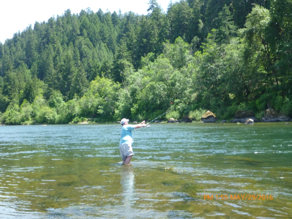 Spring Fishing In The Cool Clear Water Yelp