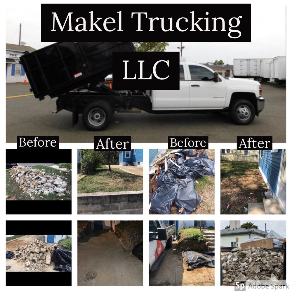 Makel Trucking: Upper Marlboro, MD