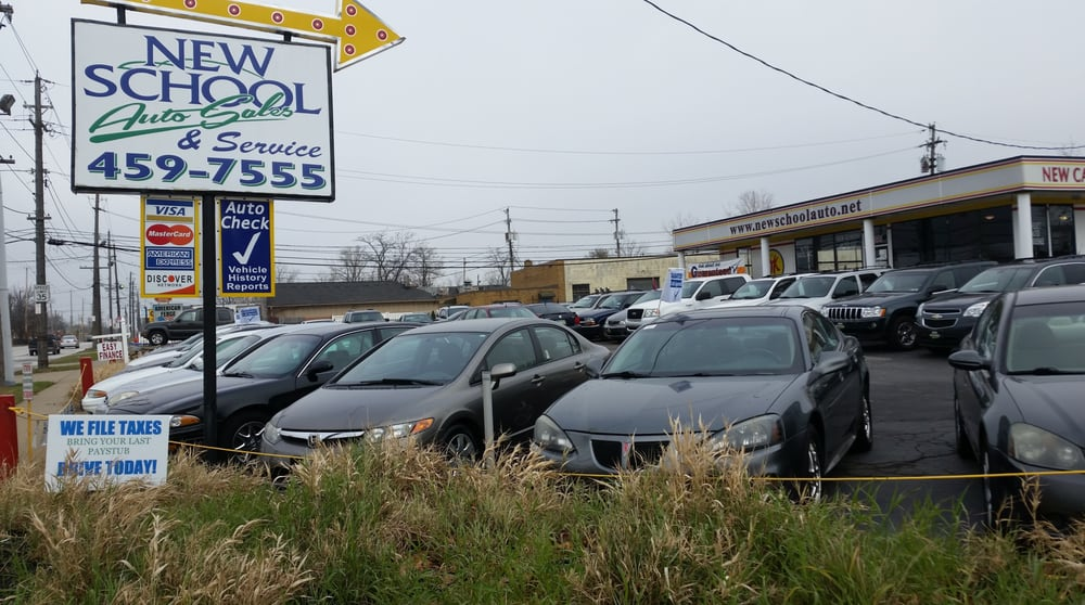 New School Auto Sales St Ngt Bilhandlare 3855 Ridge