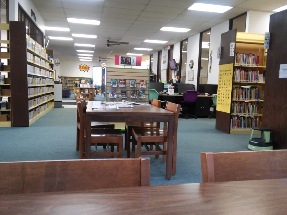 Berkeley Public Library: 1637 N Taft Ave, Berkeley, IL