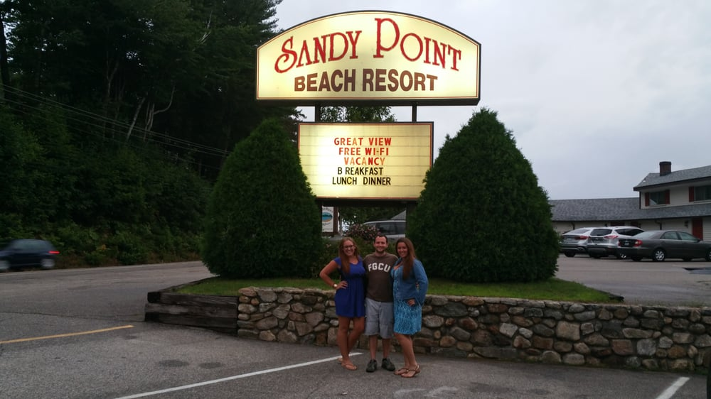Sandy Point Restaurant Alton Bay Nh