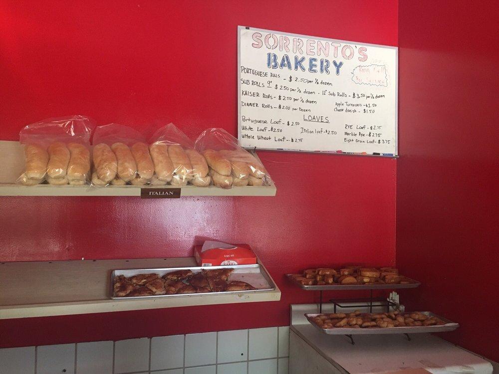 Sorrento Bakery Daytona Beach