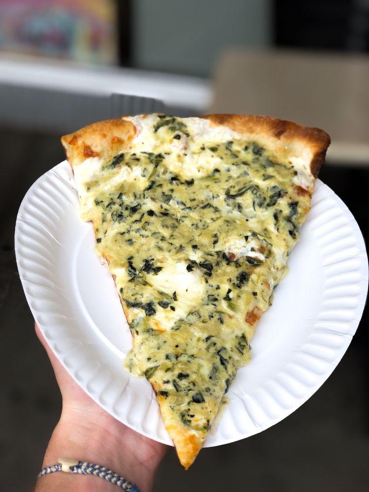 Angelo's Pizzeria: 360 Hempstead Ave, Malverne, NY