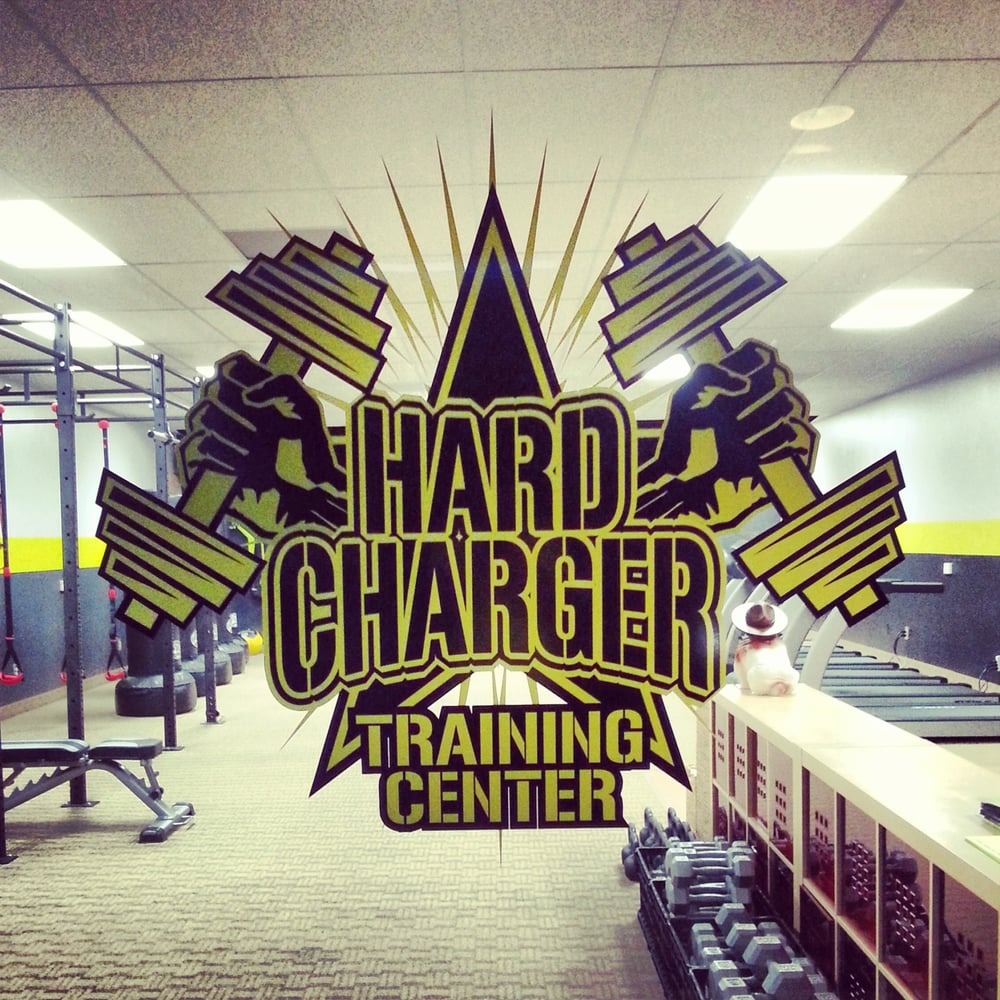 Hard Charger Training Center: 378 E Thousand Oaks Blvd, Thousand Oaks, CA