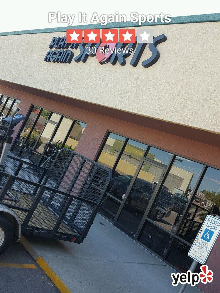 Play It Again Sports: 3143 E Greenway Rd, Phoenix, AZ