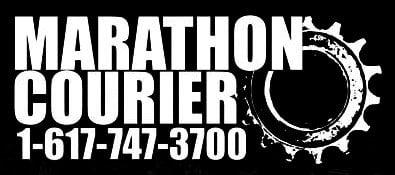 Marathon Courier: 101 Tremont St, Boston, MA