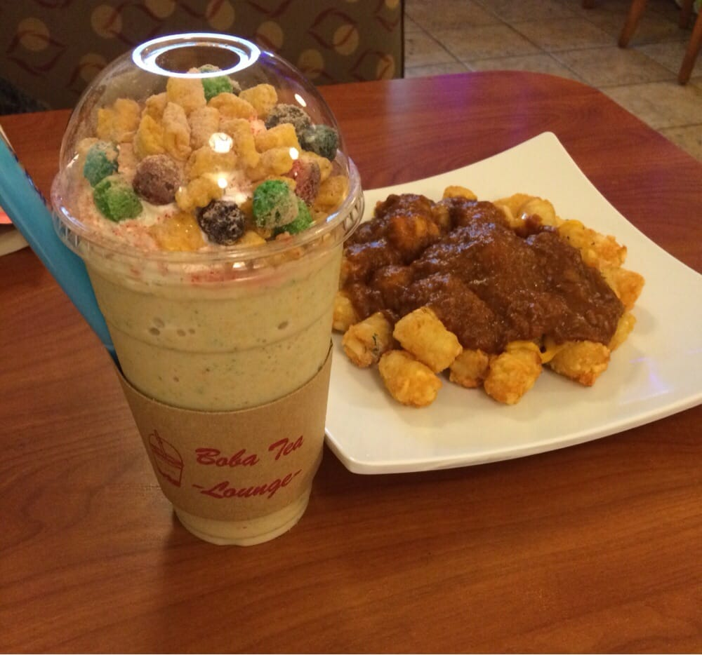 Capn crunch shake cereal shakes are the biz and chili cheese 780 photos for boba tea lounge ccuart Image collections