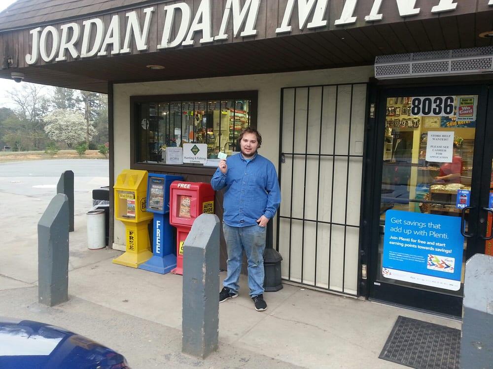 Jordan Dam Mini Mart: 8036 Moncure Pittsboro Rd, Moncure, NC