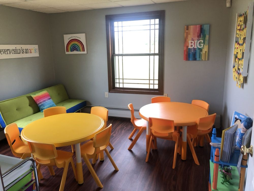 Lizzie's Little Yogis: 8645 Roll Rd, Clarence Center, NY