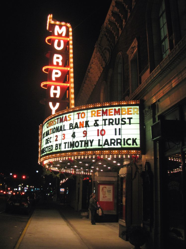 The Murphy Theater: 50 W Main St, Wilmington, OH