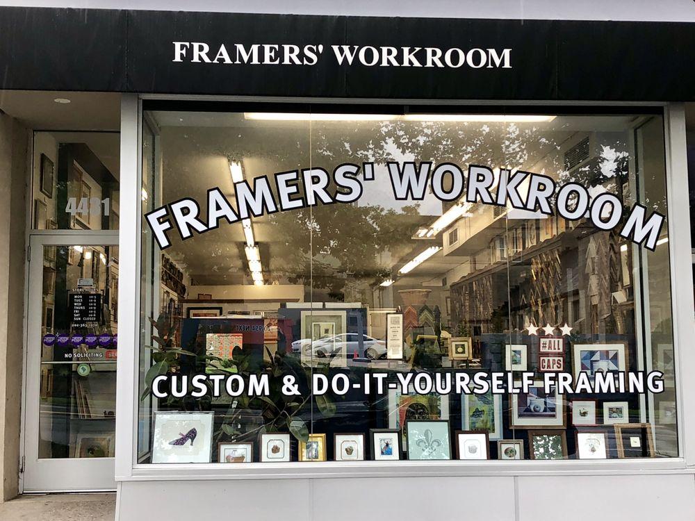 Washington Framers Workroom 22 Photos 27 Reviews Framing