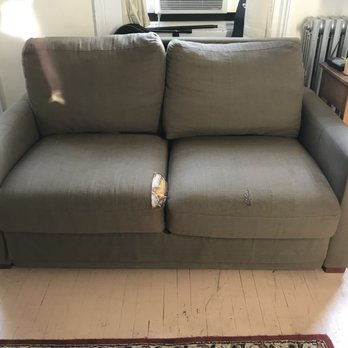 Admirable 10 Yr Old Sleeper Sofa From Room Board Yelp Bralicious Painted Fabric Chair Ideas Braliciousco