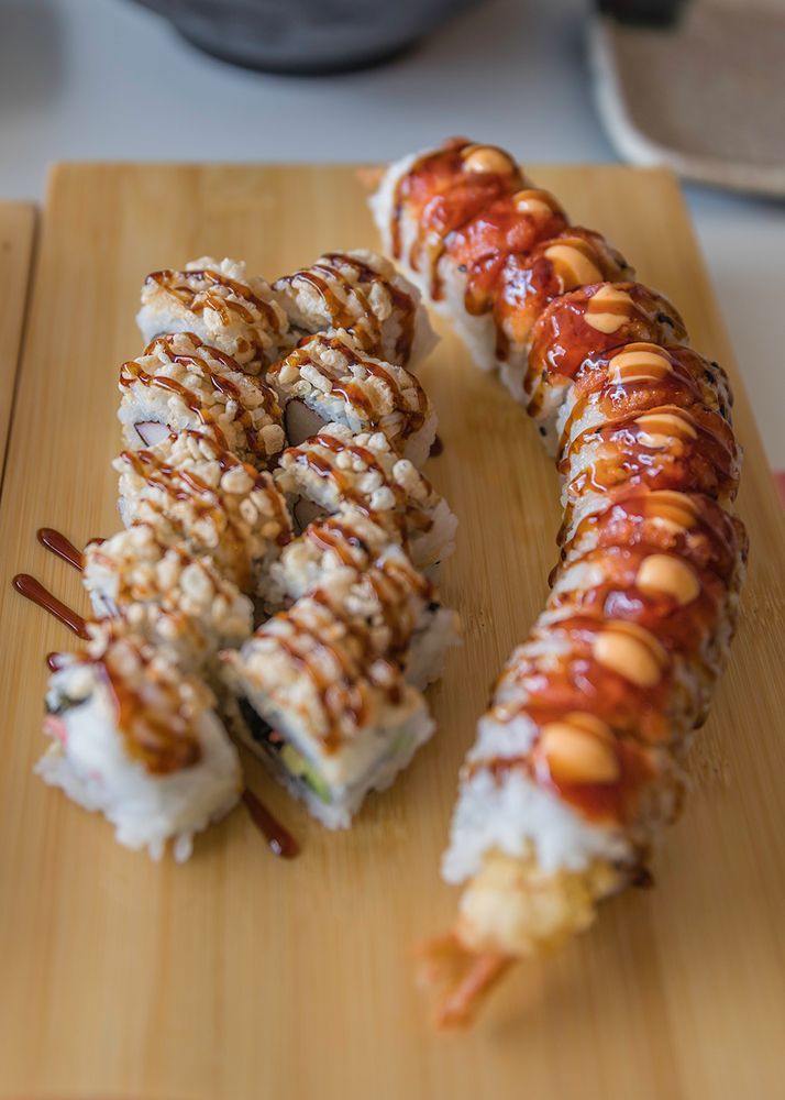 Mesaku Sushi