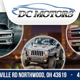 dc motors auto loan providers 3304 woodville rd ForDc Motors Northwood Ohio
