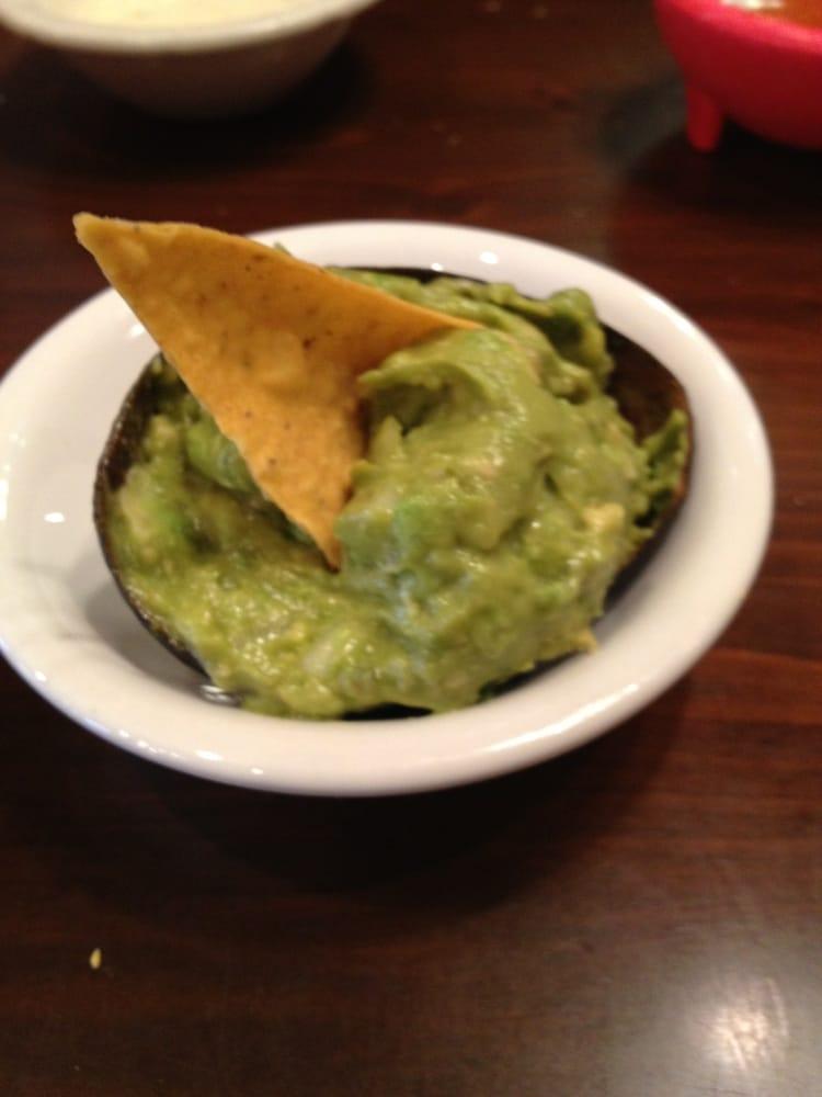 Large guacamole - Yelp