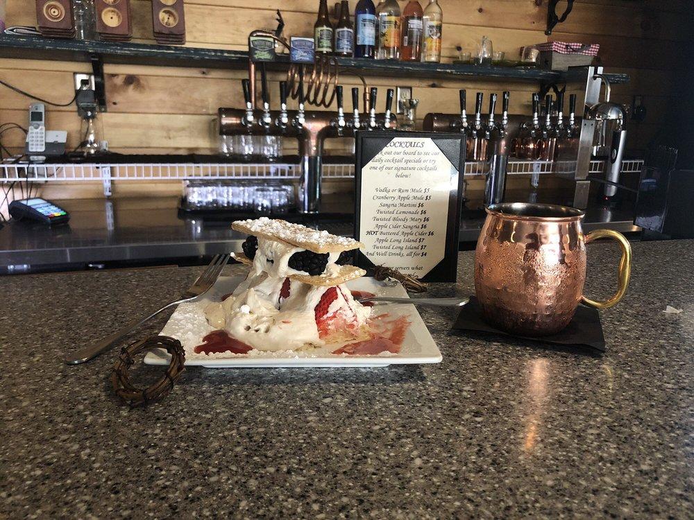 Twisted Vine Beverage Company: 117 Fraley St, Kane, PA