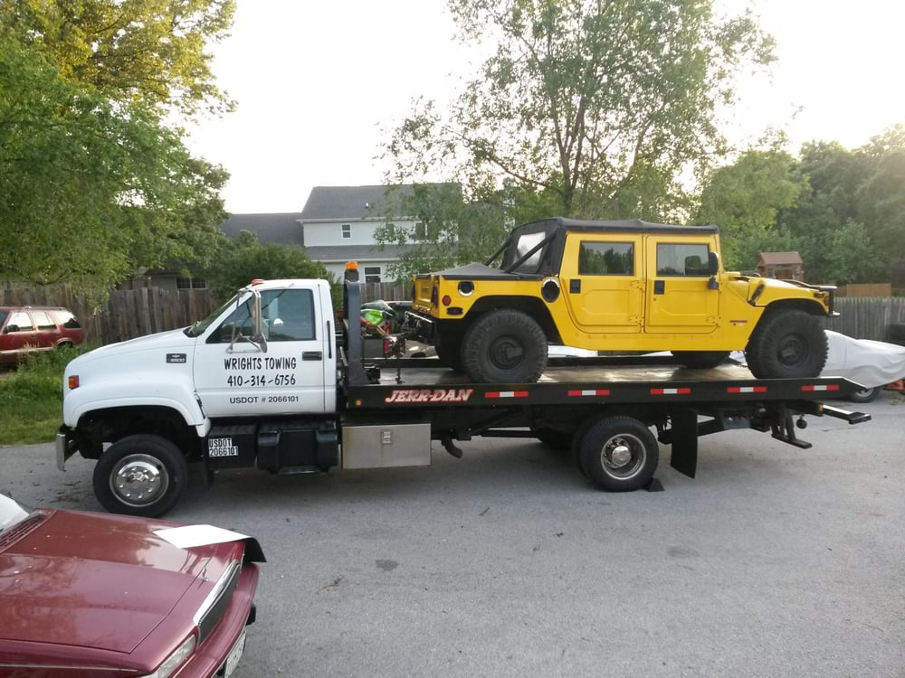 Towing business in Lochearn, MD