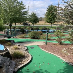 Photo Of Lucky Strokes Mini Golf Driving Range Bath Pa United