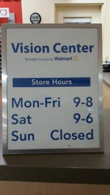 Walmart Vision & Glasses 8400 Rosedale Hwy Bakersfield, CA