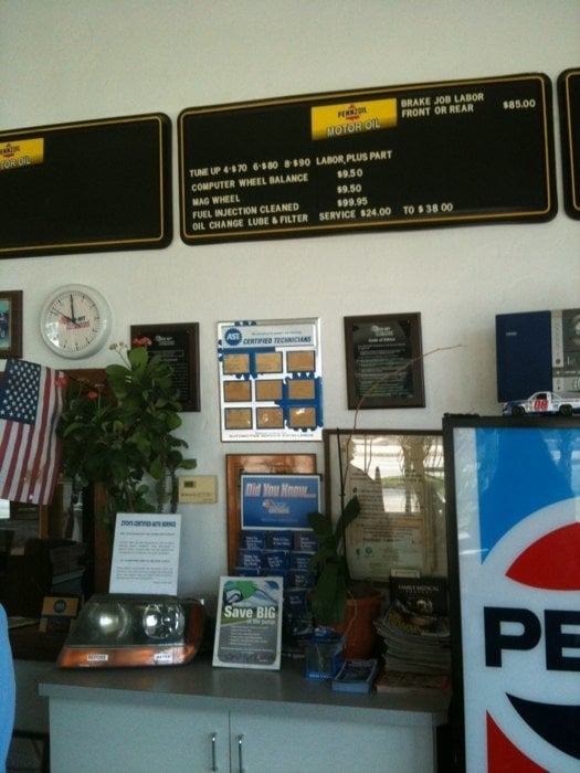 Zych's Certified Auto Services: 1194 W State Rd 436, Altamonte Springs, FL