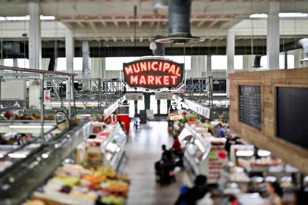 The Municipal Market: 209 Edgewood Ave SE, Atlanta, GA