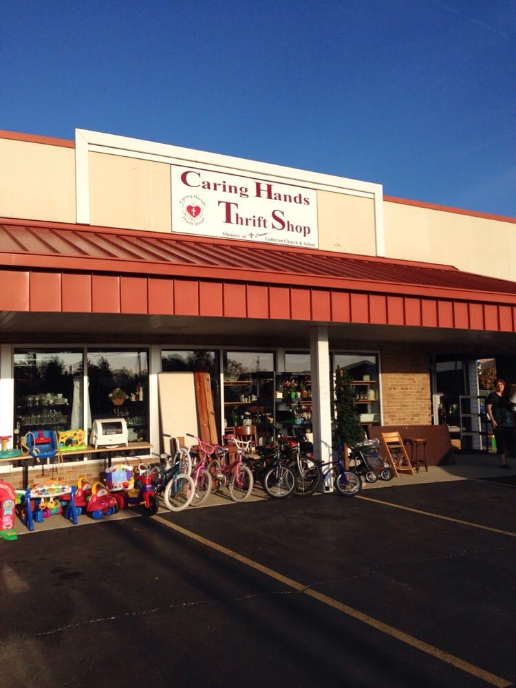 Caring Hands Thrift Shop: 1002 S Bridge St, Yorkville, IL