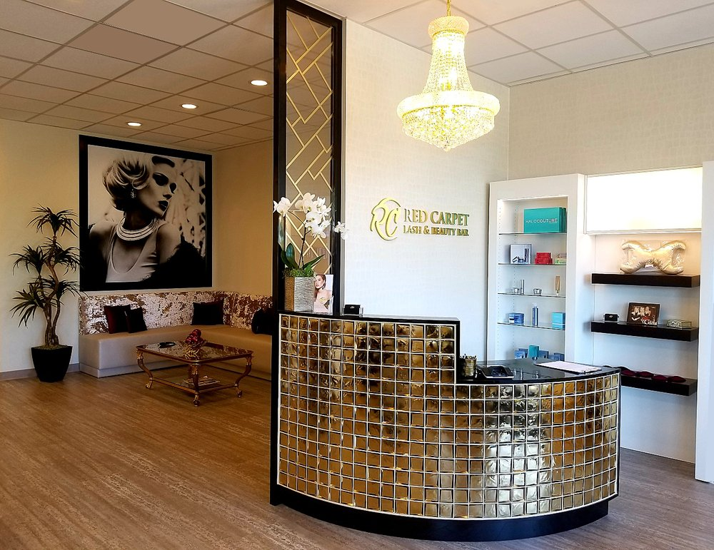 Red Carpet Lash & Beauty Bar: 6300 S Kingery Hwy, Willowbrook, IL