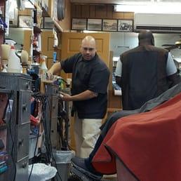Perrone's Barber Shop 13 s Barbers 103 Boston