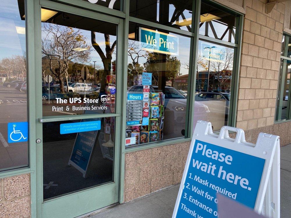 The UPS Store: 3940 Broad St, San Luis Obispo, CA