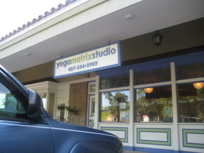 Yoga Matrix Studio: Dr Phillips Marketplace, Orlando, FL