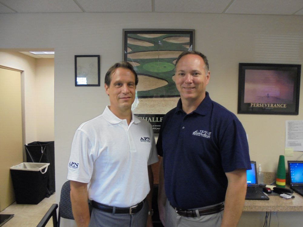 APN Physical Therapy: 884 Commons Way, Toms River, NJ