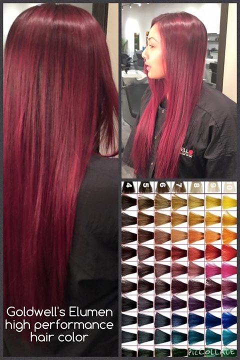 City Of El Cajon >> Elumen from Goldwell VV@all - Yelp