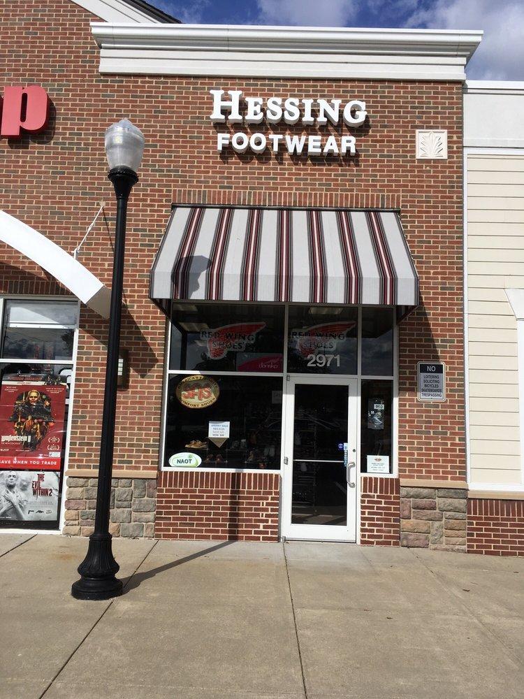 Hessing & Co Footwear: 2971 Plaza Dr, Dunkirk, MD