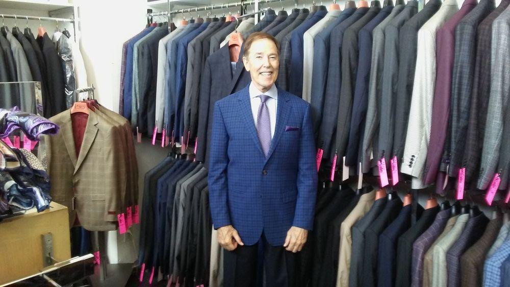 Ron Stuart Men's Clothing