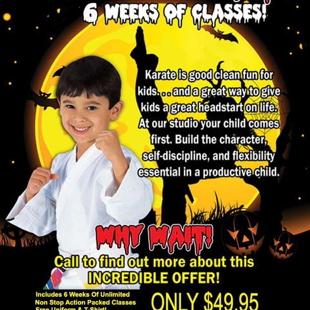 World Class Martial Arts Academy