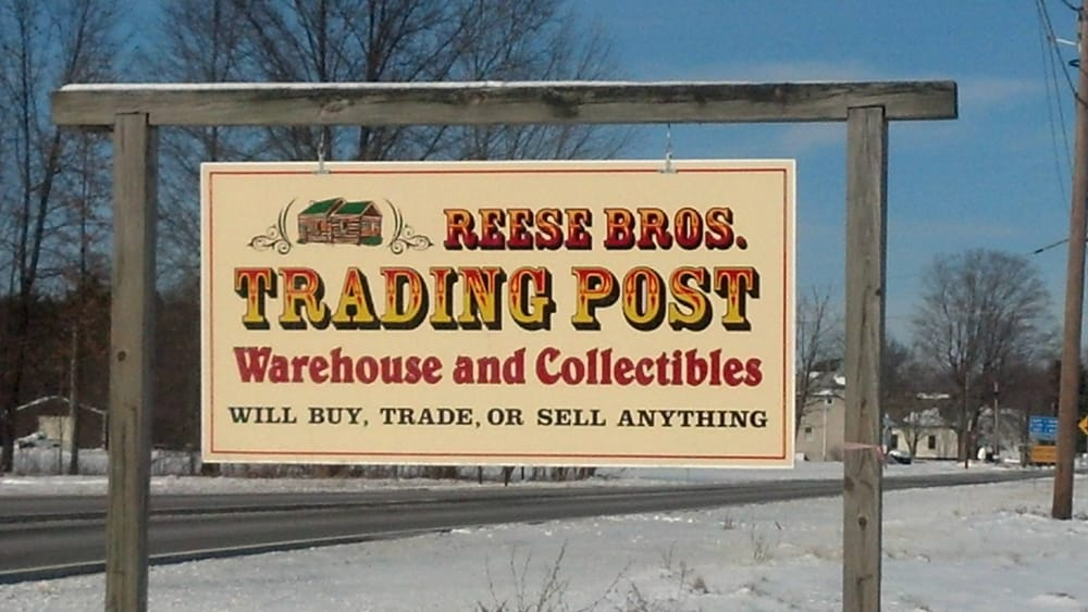 Reese Brothers Trading Post Greenville: 880 Mercer Rd, Greenville, PA