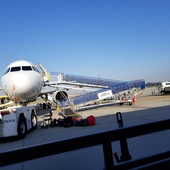 Photo Of Long Beach Airport Ca United States No Jetways