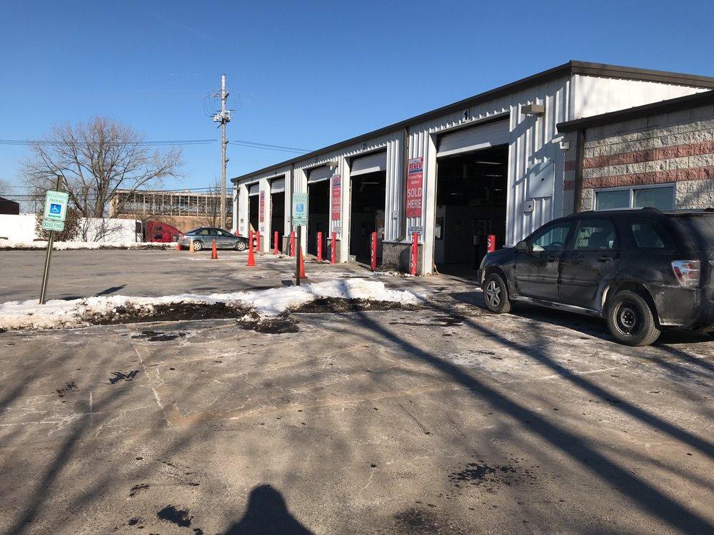 Illinois Air Team Emission Test Center: 3555 Jarvis Ave, Skokie, IL