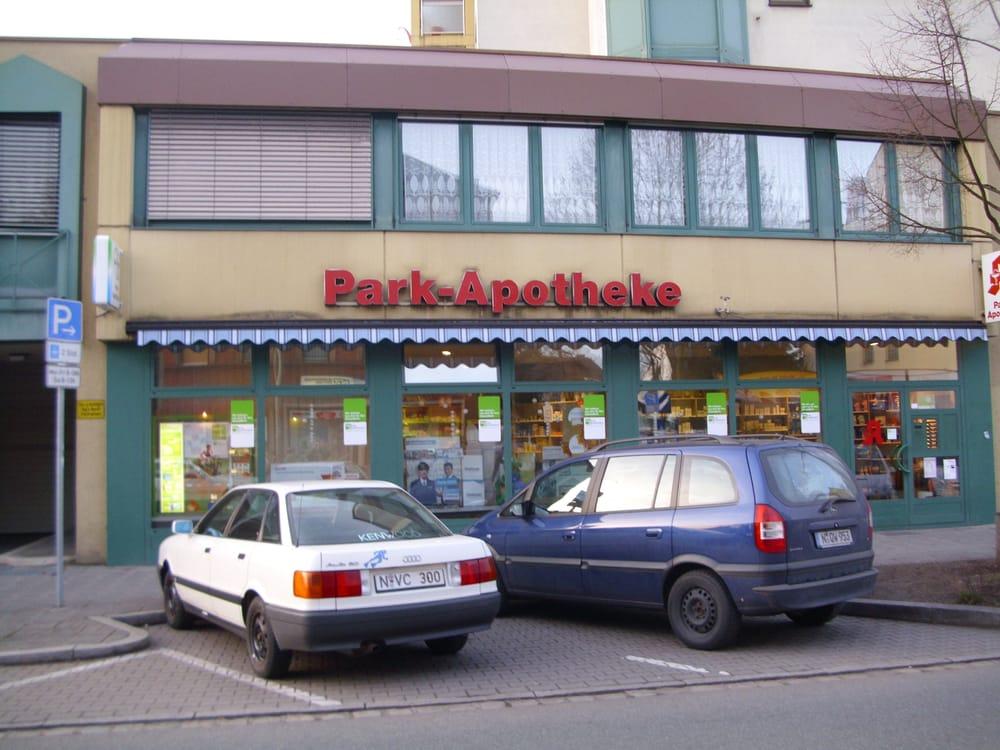 park apotheke st ngt apotek zerzabelshf hauptstr 45 ost n rnberg bayern tyskland. Black Bedroom Furniture Sets. Home Design Ideas