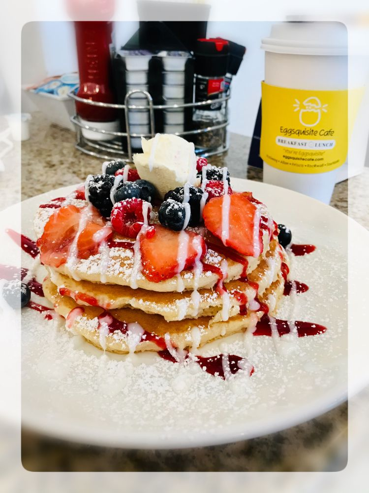 Eggsquisite Cafe: 260 N Kimball Ave, Southlake, TX