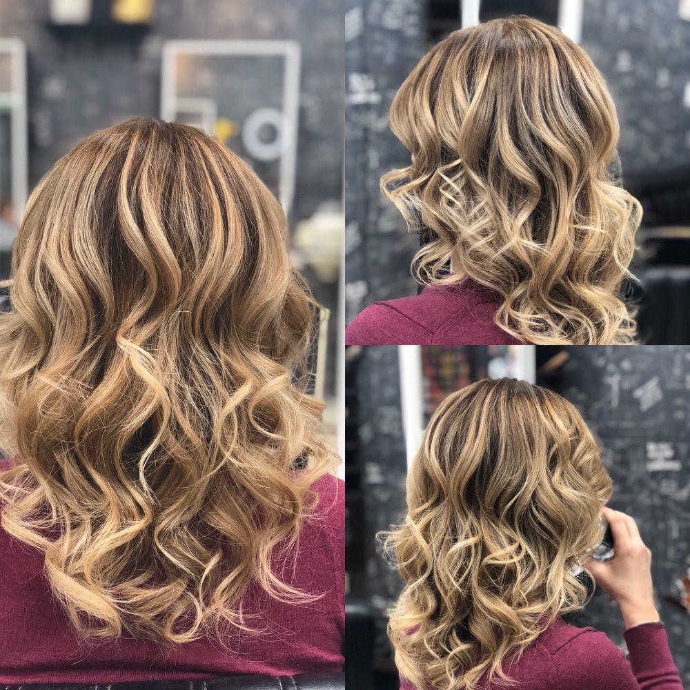 Meet Y Hair Salon: 9 N Station Plz, Great Neck, NY