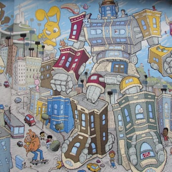 Balmy street murals 498 photos 93 reviews local for Mural meaning
