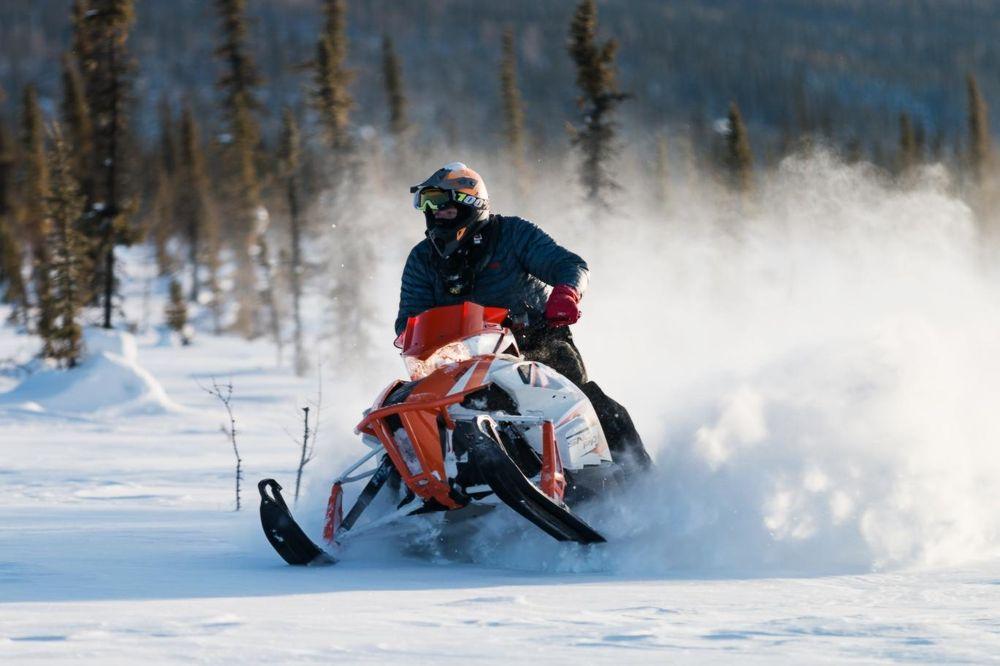 Social Spots from Fairbanks Snow Sleighers