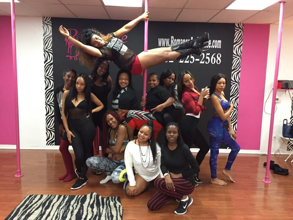 Pole Dancing Birthday Party