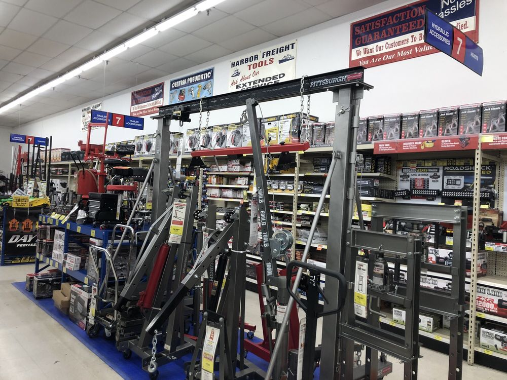 Harbor Freight Tools: 4608 W Broad St, Columbus, OH